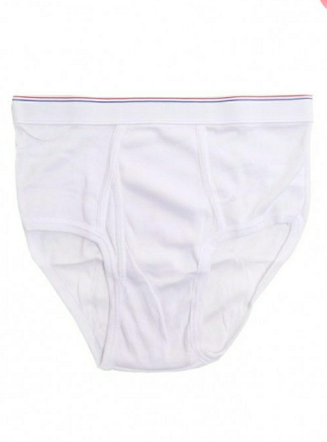 Men S High Rise Briefs White King Men Etp Fashion