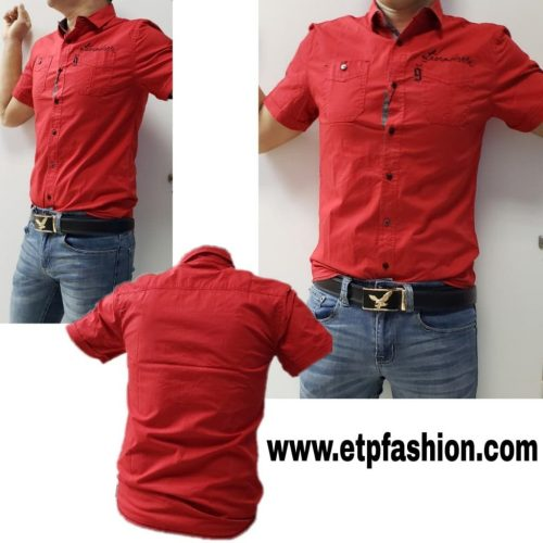 0f49876121f Red Xios Dress Shirts For men